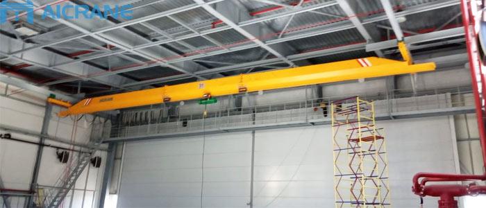 мостовой однобалочный подвесной кран