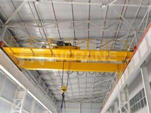 Двухбалочный мостовой кран 20 тонн в Узбекистане