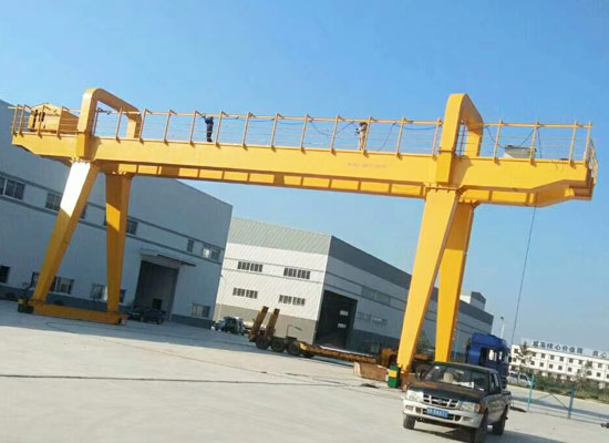 Козловой кран 15 тонн
