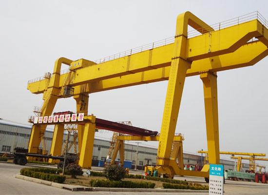 Козловой кран 32 тонн