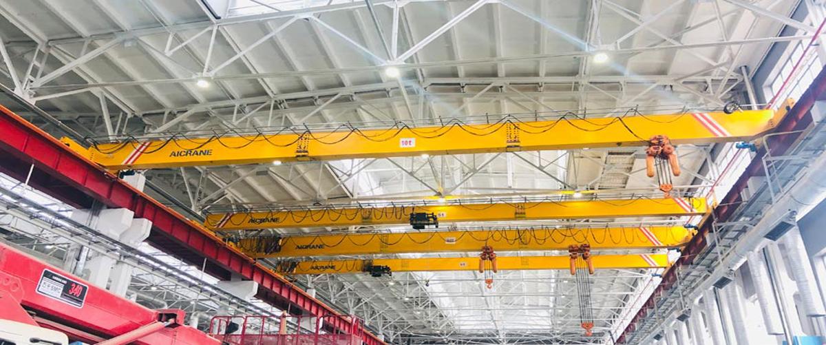 Мостовой кран 10 тонн европейского стандарта