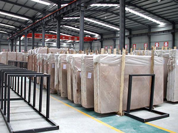Однобалочный мостовой кран для мраморной промышленности