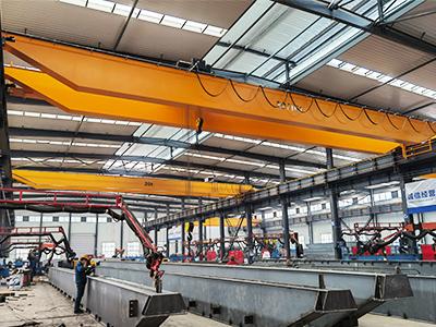 Кран Мостовой 32 тонн