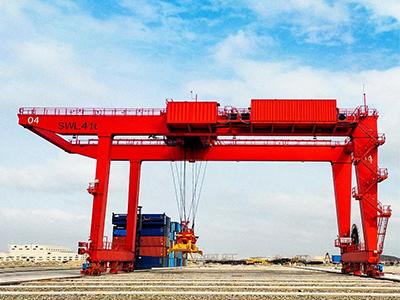 RMG-контейнерный козловой кран